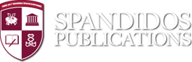 Spandidos Publications