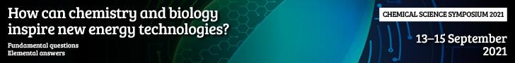 CHEMSCI 2021 Banner