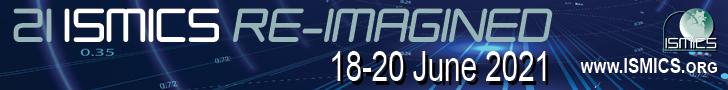 ISMICS 2021 Banner