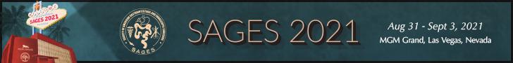 SAGES 2021 Banner